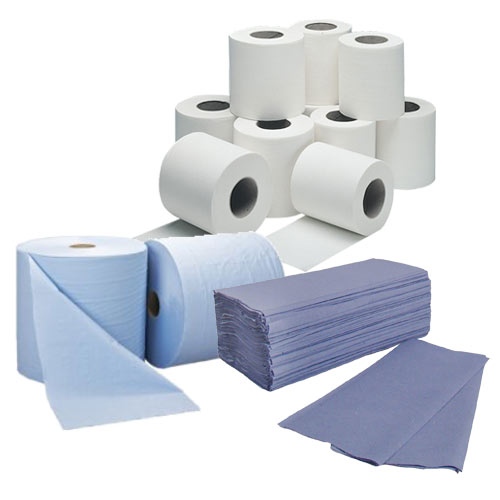 Paper, Toilet Roll, Hand Rolls, Wiping Rolls